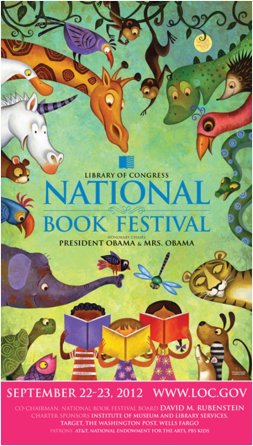National Book Festival on From Behind the Pen