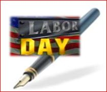 Labor Day Writing Opportunities