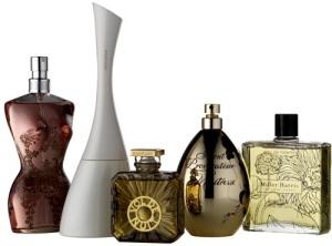 Essence of Scents Fragrance Bottles