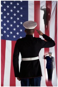 Saluting Our Veterans on Veterans Day!