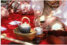 From Behind the Pen Blog Hot Tea Ceremony