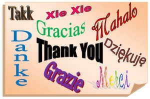 Thank you, Appreciation, Kym Moore and From Behind the Pen Blog