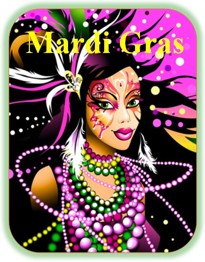a history of the mardi gras a day of the carnival celebration It takes a lot of calories to party mardi gras-style  spicy food and even spicier outfits characterize brazil's four-day carnival celebration, which usually falls in february, the hottest .