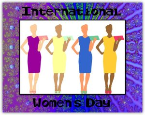 International Women's Day From Behind the Pen