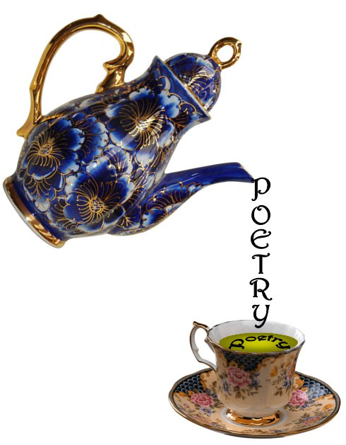 National Hot Tea Month, Poetry, Kym Gordon Moore