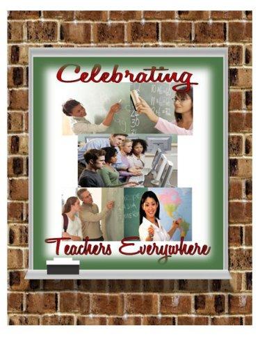Teacher Appreciation Week Celebration From Behind the Pen