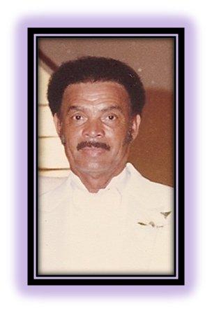 My father, Willie James Gordon