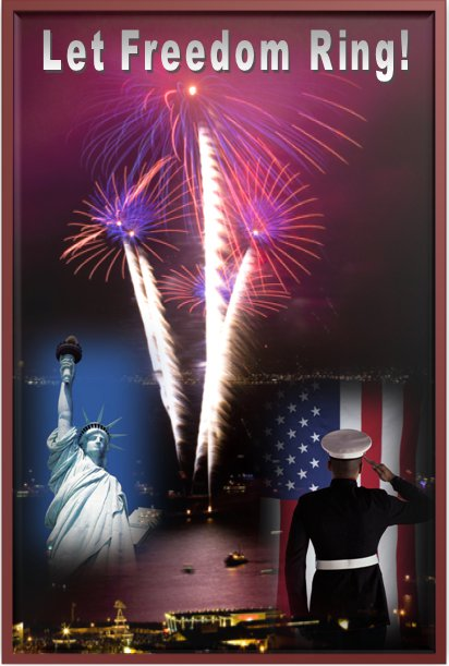 Celebrating Independence Day From Behind the Pen Blog