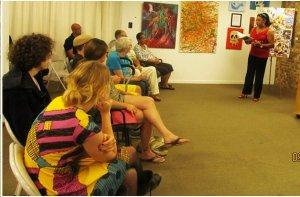 Poetry Reading, Poetry Night, Conversations in Poetry, Kym Gordon Moore