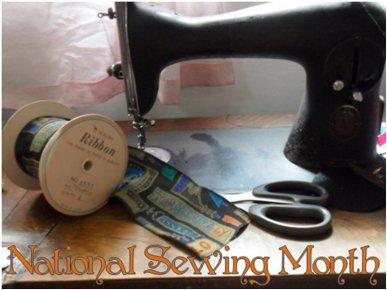 national sewing month, seamstress, tailor, sewing