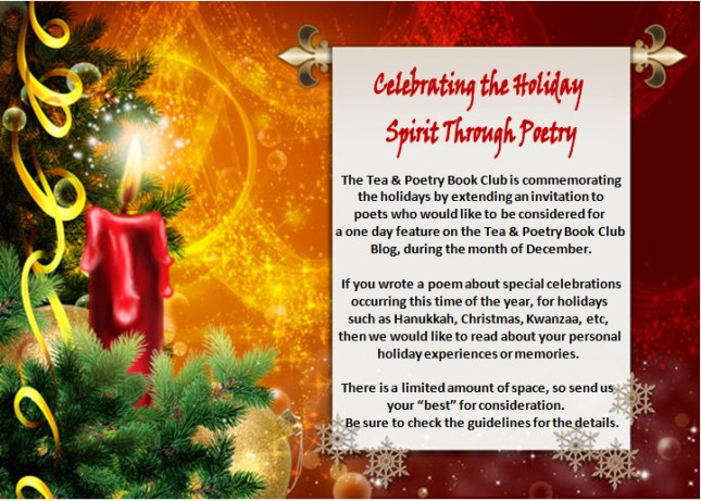 Festive Poems Poetry For The