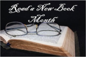 read a book, national read a new book month, read a new book month