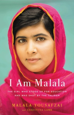 Malala Yousafzai, Christina Lamb, Literacy, I Am Malala, Education,