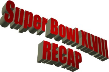 Super Bowl XLVIII, Super Bowl 2014, Major Football Championship Game