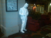 Pullman, Ghost People, Crowne Plaza Hotel, Underground Railroad