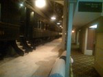 Pullman Cars, Crown Plaza Hotel, Indianapolis