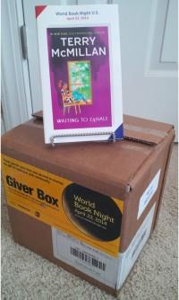 WBN, World Book Night 2014, WBN Book Giver