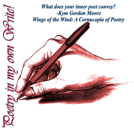 Wings of the Wind, Kym Gordon Moore, National Poetry Month