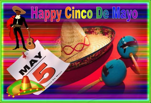 Cinco de Mayo, May 5, Mexican Holiday, Mexican Celebration