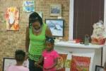 Poetry Workshop for Kids, Poetry Workshop, Kym Gordon Moore, Indian Trail Cultural Arts Center, Kyla McKenzie