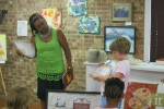 Poetry Workshop for Kids, Poetry Workshop, Kym Gordon Moore, Indian Trail Cultural Arts Center, Molly Roth