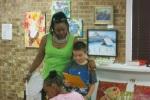 Poetry Workshop for Kids, Poetry Workshop, Kym Gordon Moore, Indian Trail Cultural Arts Center, Tyler McCallister
