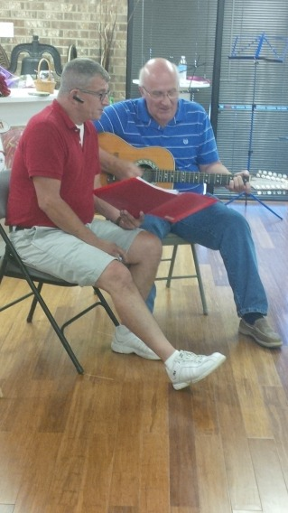 Chip Long, Dwight Roth, Indian Trail Cultural Arts Center