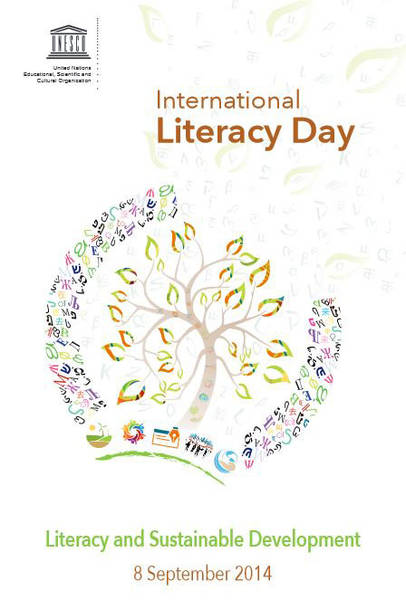 UNESCO, International Literacy Day, Fighting Global Illiteracy