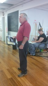 Robert Hinson, Union County Writer's Club, Author