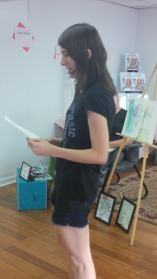 Tara Trent, Indian Trail Poetry Group