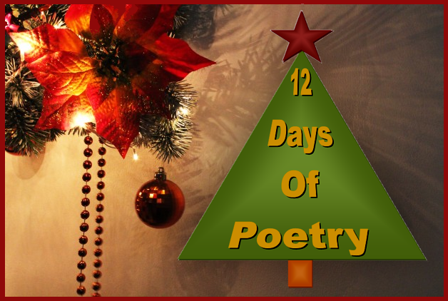 12 Days of Poetry, From Behind the Pen, Poetry for the Holidays