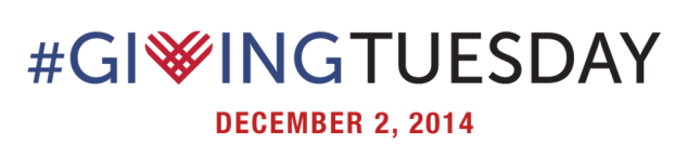 GivingTuesday, Giving Tuesday #GivingTuesday