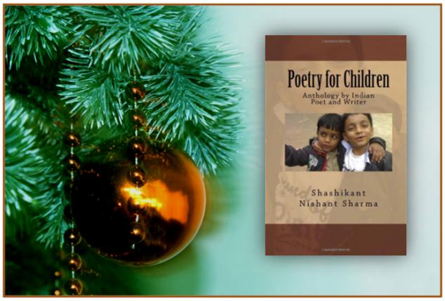 ShashikantNishantSharma, Poetry for Children, 12 Days of Poetry