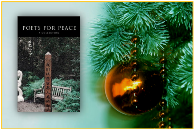Poets for Peace, Timothy Crowley, 12 Days of Poetry