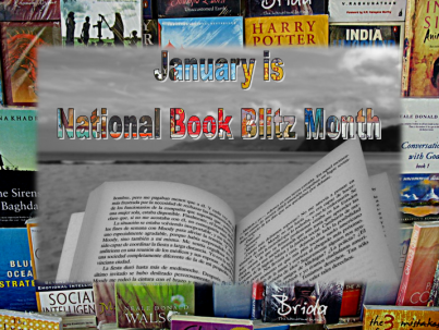 National Book Blitz Month, Books, Reading