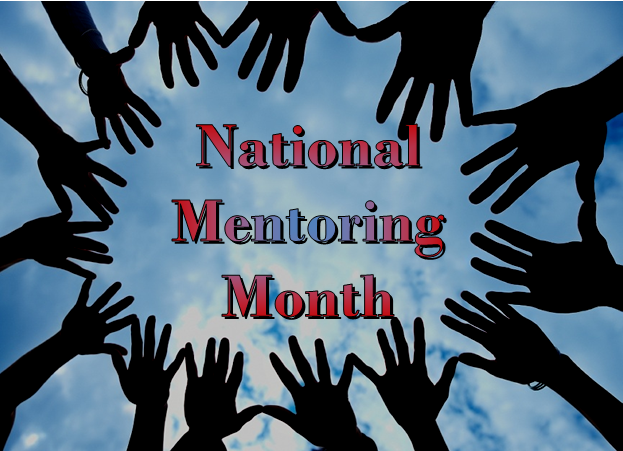 National Mentoring Month, Mentor, Mentoring