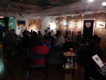 Valentine's Day Poetry Open Mic, Indian Trail Cultural Arts Center, The Power of Love
