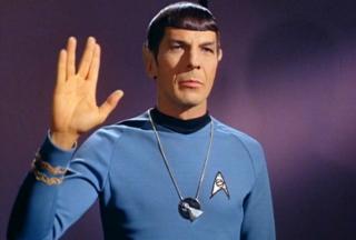 Mr. Spock, Leonard Nimoy, Star Trek, Vulcan