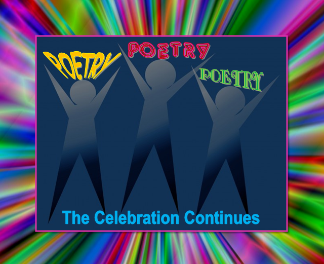 National Poetry Month, Poetry, Celebrating Poetry