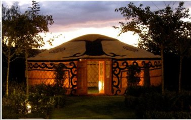 Ulaantaij Mongolian Yurts featured on From Behind the Pen