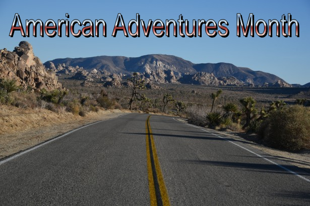 American Adventures Month, From Behind the Pen, Exploring America