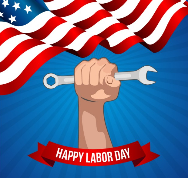 Labor Day, From Behind the Pen