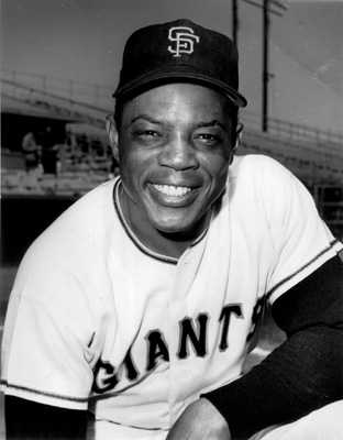 Willie Mays, San Francisco Giants, New York Mets, New York Giants