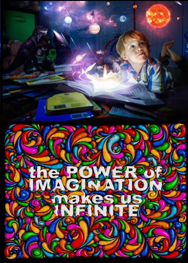 Imagination, Creativity, Dreams, From Behind the Pen