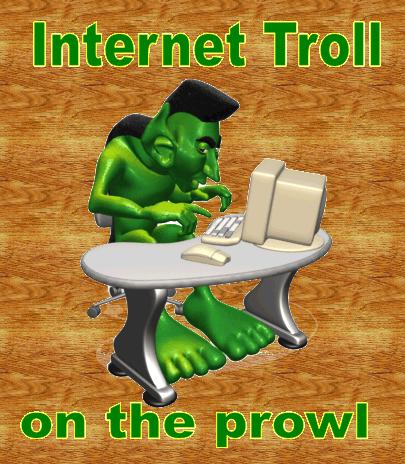 trolls, internet trolls, poetry
