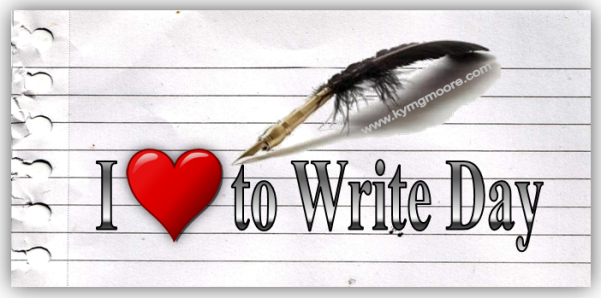 Image result for i love writing day