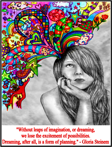 Gloria Steinem, Motivational Quotes, Inspiration, Imagination