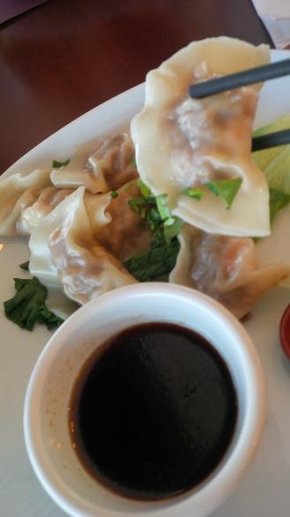 Bánh Xếp Hấp, Steamed Dumplings