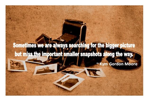 George Hodan Photography, Kym Gordon Moore, Quotes